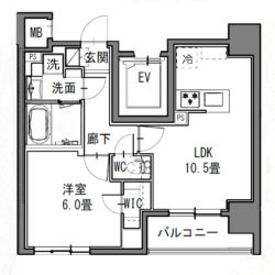 S-RESIDENCE新御徒町East